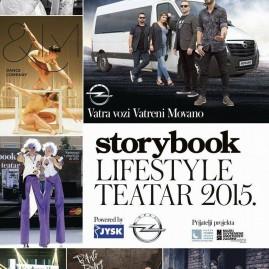 STORYBOOK LIFESTYLE TEATAR