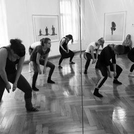&M & Dražen Šivak: Od pokreta do pozornice (From movement to the stage)