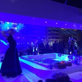 Monaco Yacht Show 2015.